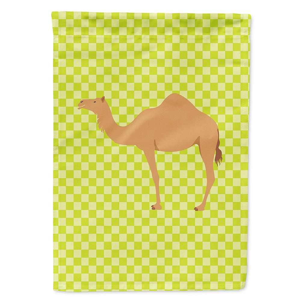 Buy this Arabian Camel Dromedary Green Flag Garden Size
