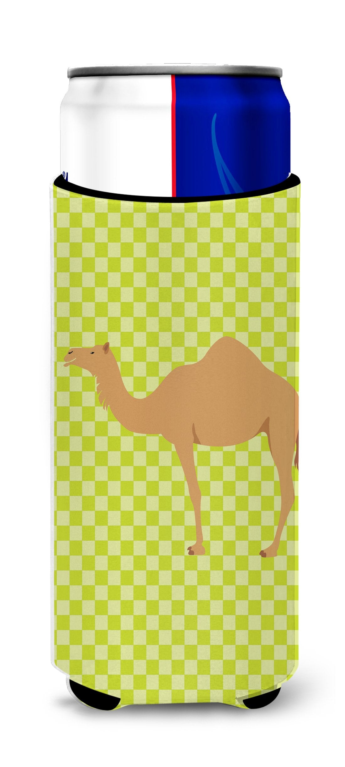Buy this Arabian Camel Dromedary Green Michelob Ultra Hugger for slim cans