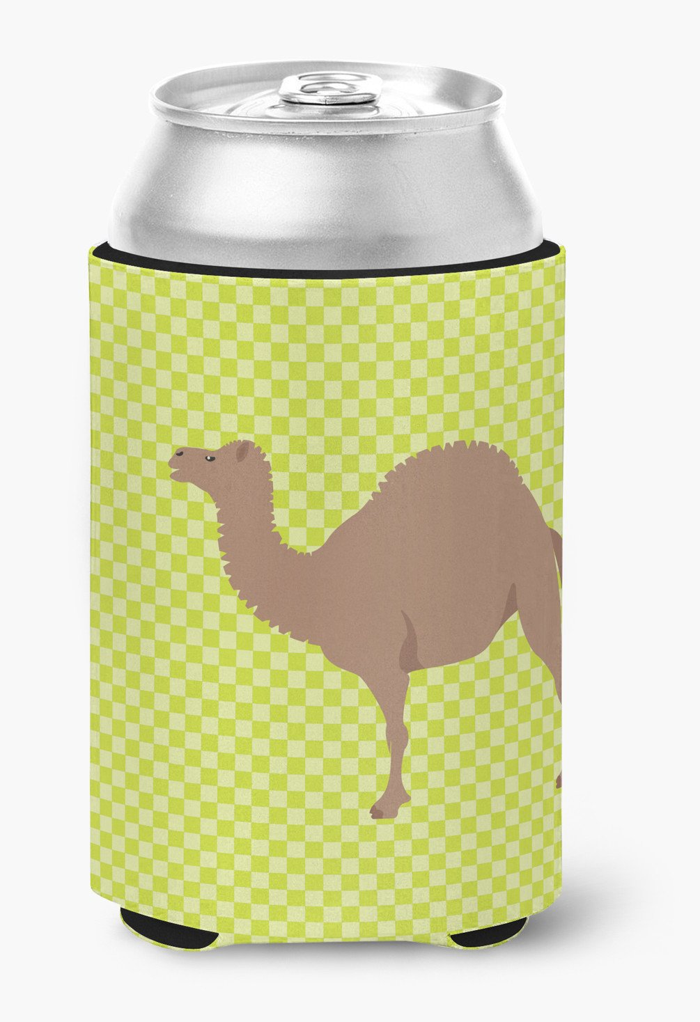 F1 Hybrid Camel Green Can or Bottle Hugger BB7645CC by Caroline's Treasures