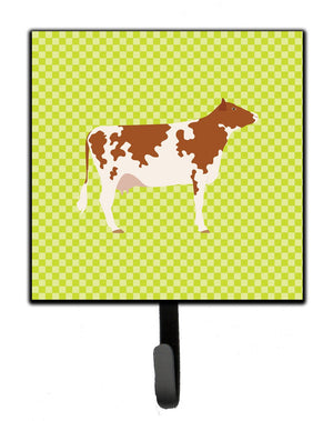 Buy this Ayrshire Cow Green Leash or Key Holder