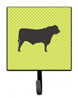 Buy this Black Angus Cow Green Leash or Key Holder