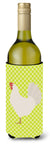 Leghorn Chicken Green Wine Bottle Beverge Insulator Hugger BB7666LITERK by Caroline's Treasures
