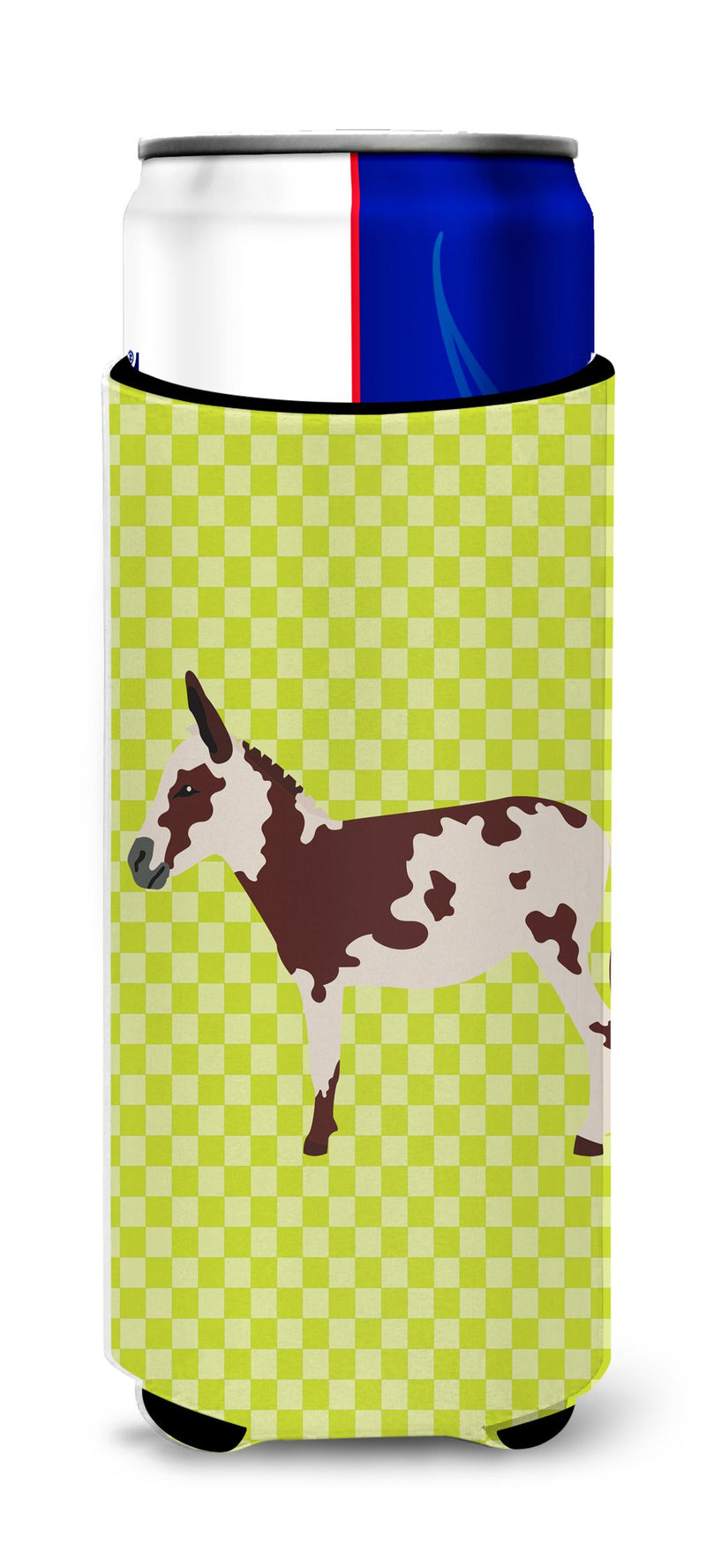 Buy this American Spotted Donkey Green Michelob Ultra Hugger for slim cans