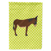 Buy this Zamorano-Leones Donkey Green Flag Garden Size