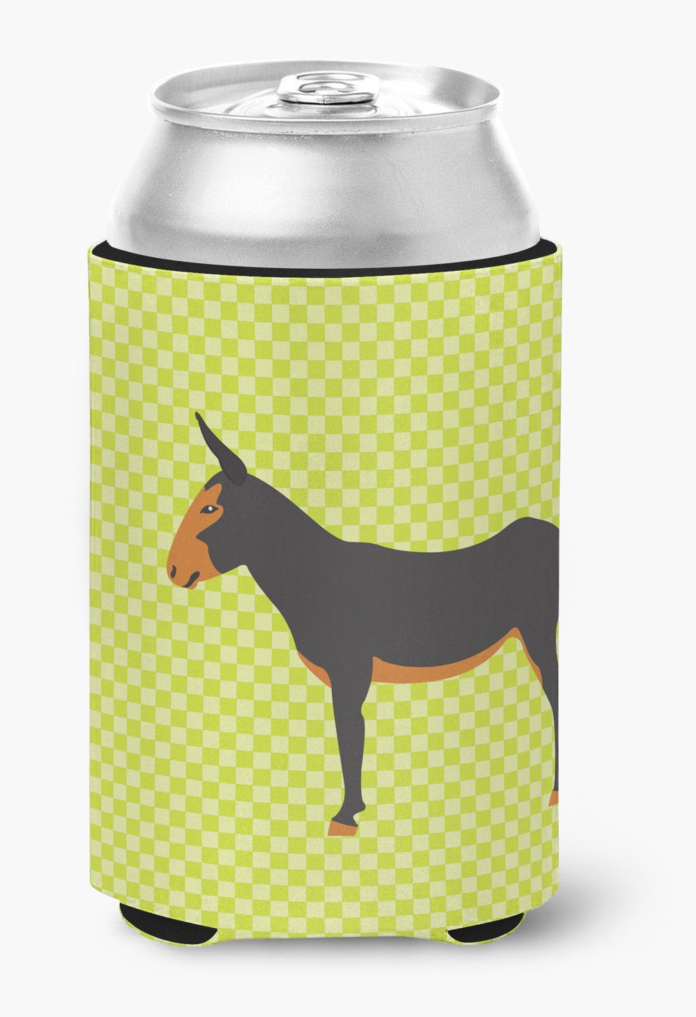 Buy this Catalan Donkey Green Can or Bottle Hugger BB7681CC