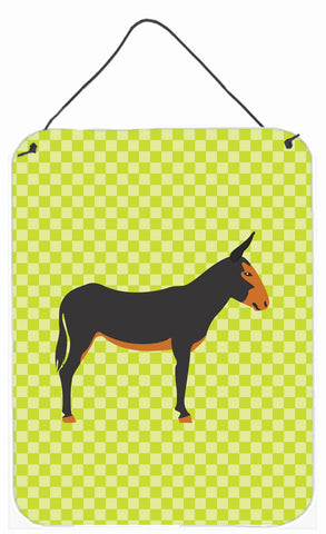 Buy this Catalan Donkey Green Wall or Door Hanging Prints BB7681DS1216