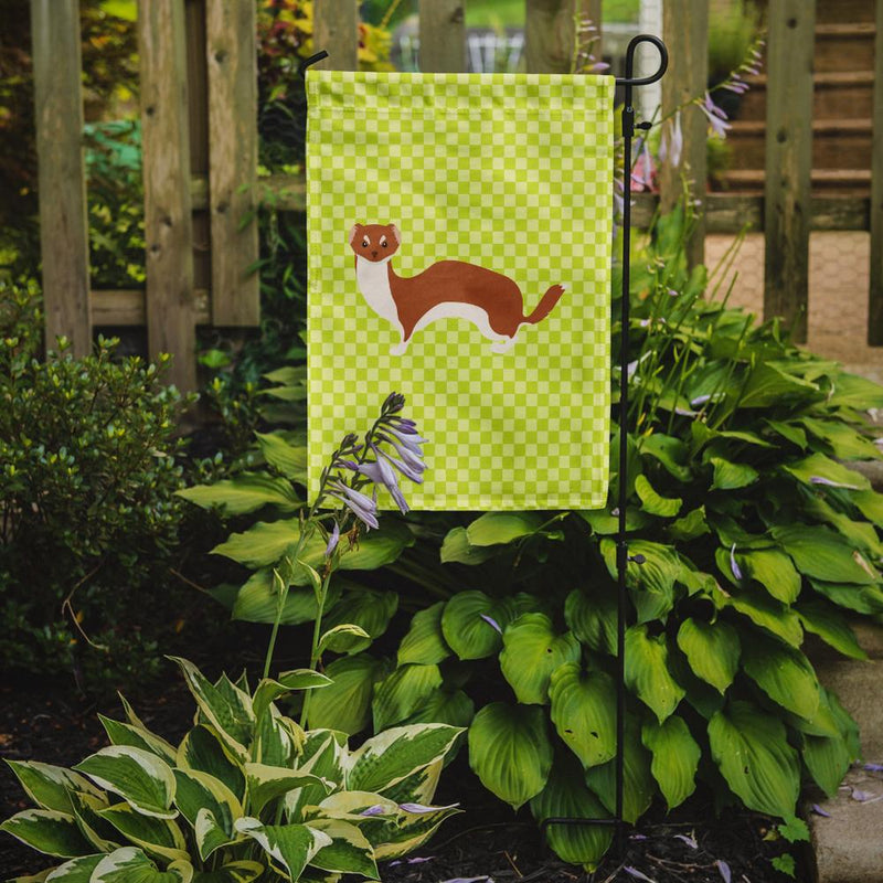 Buy this Weasel Green Flag Garden Size