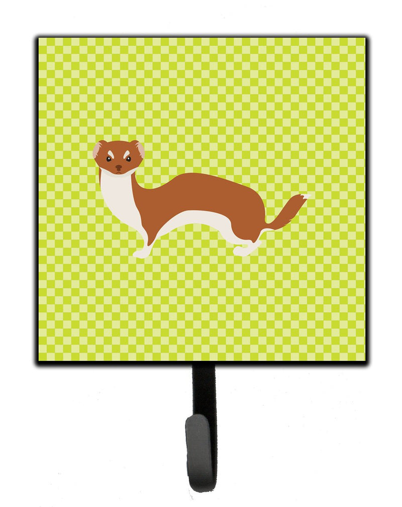 Buy this Weasel Green Leash or Key Holder