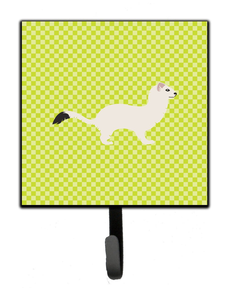 Buy this Stoat Short-tailed Weasel Green Leash or Key Holder