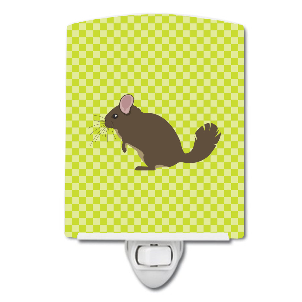 Buy this Chinchilla Green Ceramic Night Light BB7701CNL