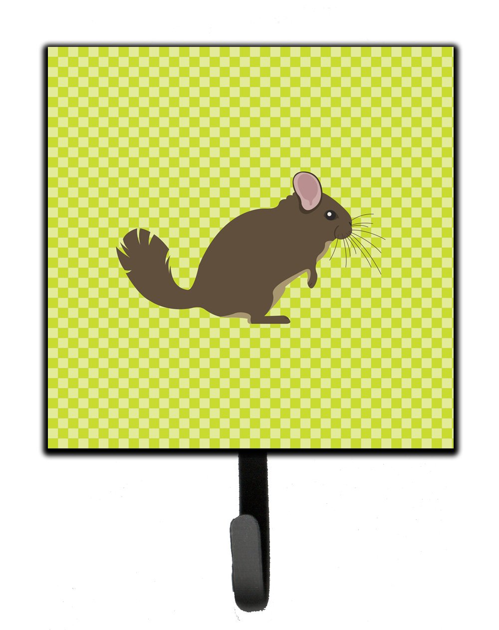 Buy this Chinchilla Green Leash or Key Holder