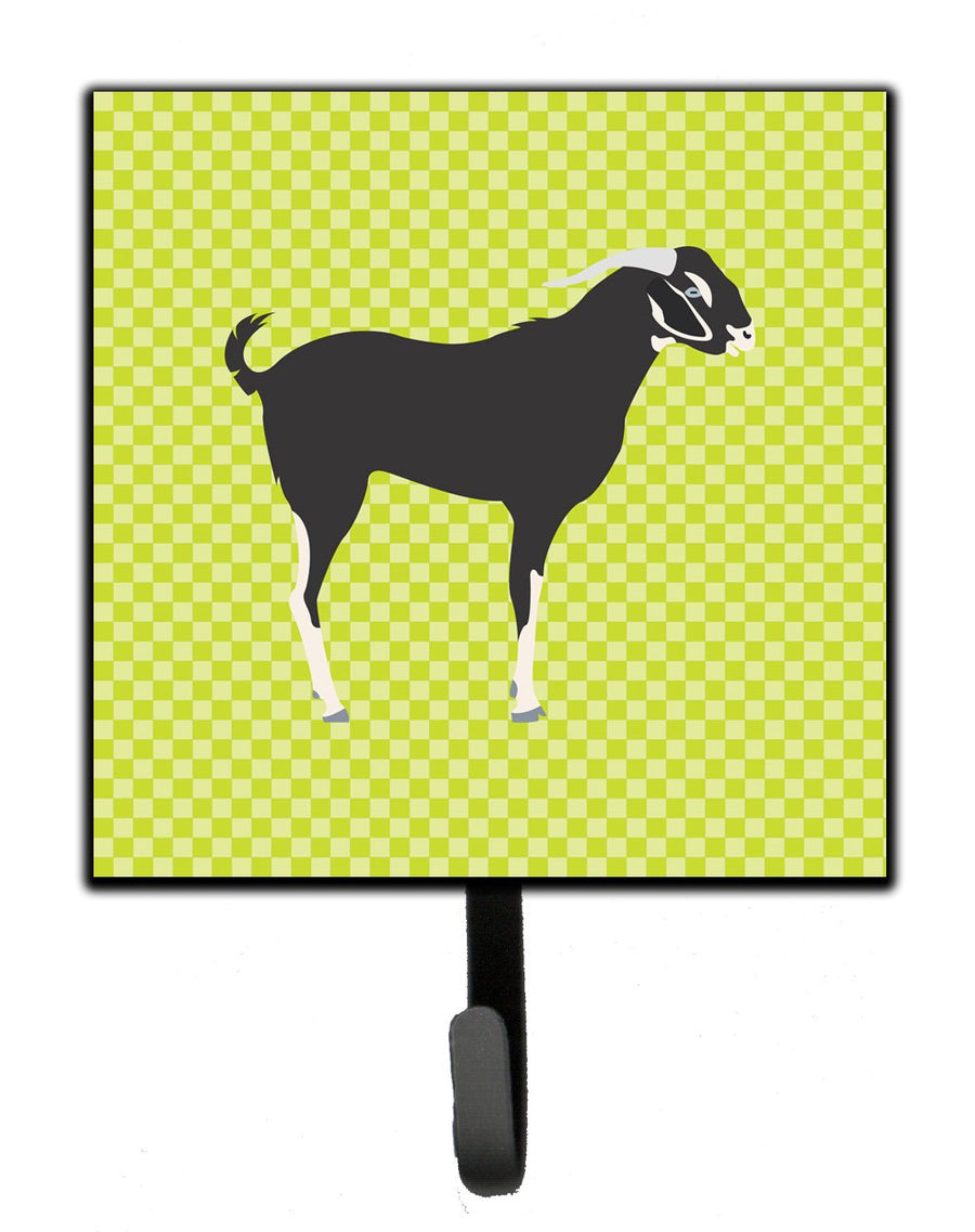 Buy this Black Bengal Goat Green Leash or Key Holder