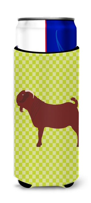 Buy this Kalahari Red Goat Green Michelob Ultra Hugger for slim cans