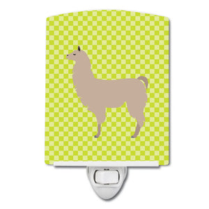 Buy this Llama Green Ceramic Night Light BB7742CNL