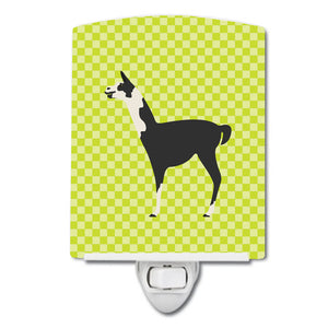 Buy this Llama Q' Ara Green Ceramic Night Light BB7744CNL
