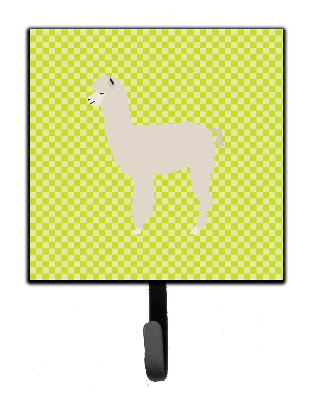Buy this Alpaca Green Leash or Key Holder