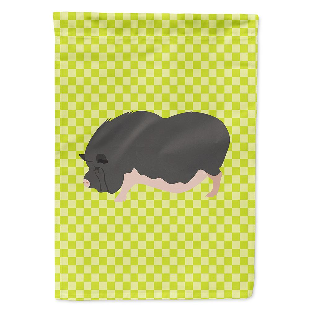 Buy this Vietnamese Pot-Bellied Pig Green Flag Garden Size