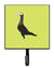 Buy this English Carrier Pigeon Green Leash or Key Holder