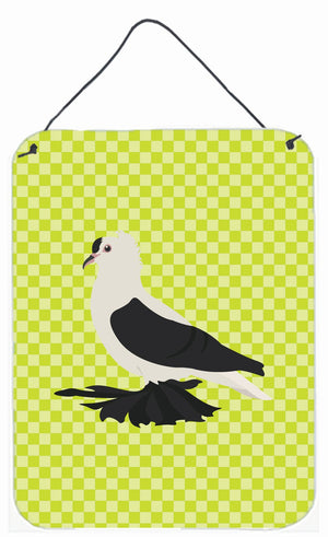 Buy this Saxon Fairy Swallow Pigeon Green Wall or Door Hanging Prints BB7772DS1216