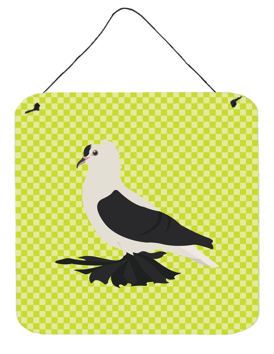 Buy this Saxon Fairy Swallow Pigeon Green Wall or Door Hanging Prints BB7772DS66