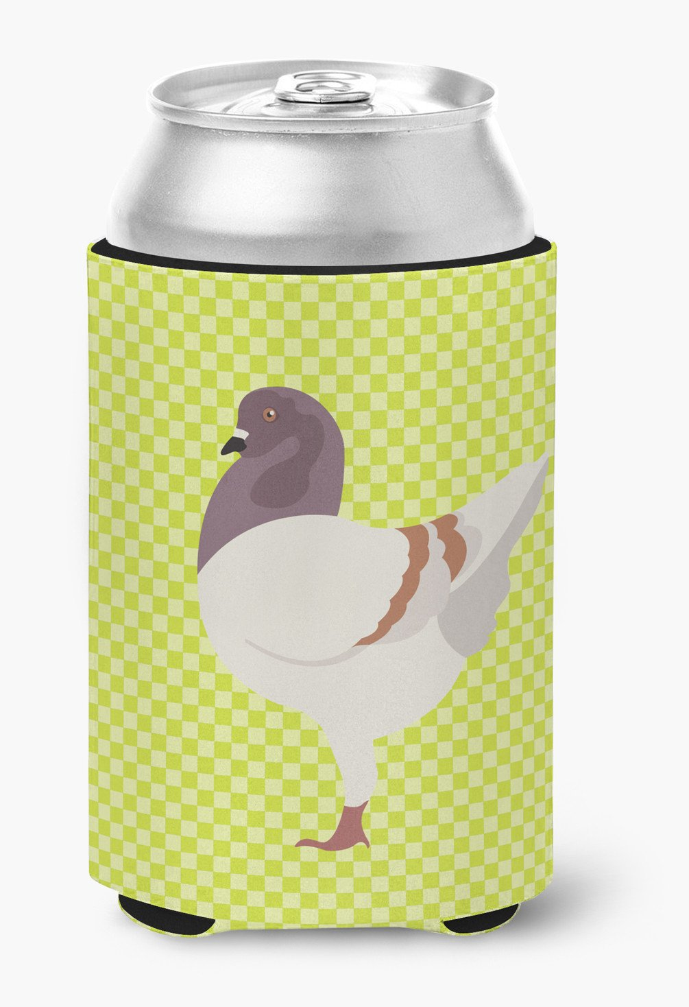German Modena Pigeon Green Can or Bottle Hugger BB7775CC by Caroline's Treasures