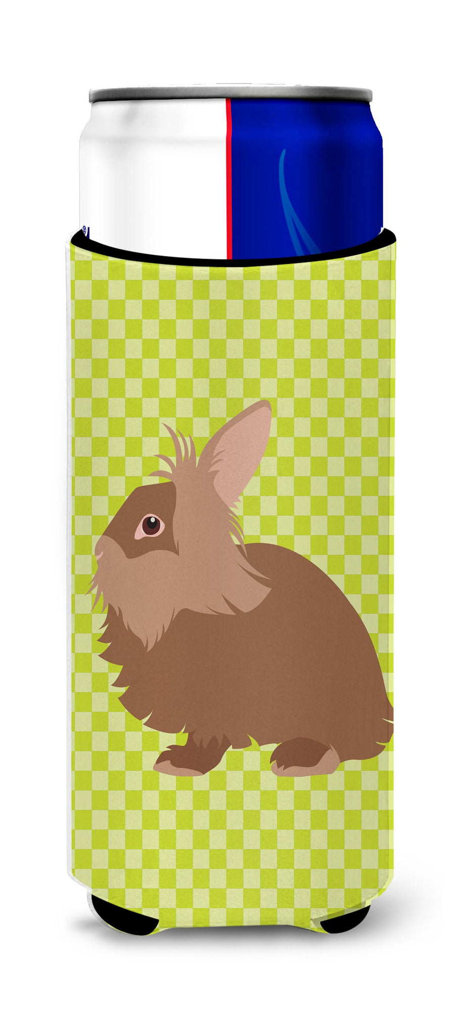 Buy this Lionhead Rabbit Green Michelob Ultra Hugger for slim cans