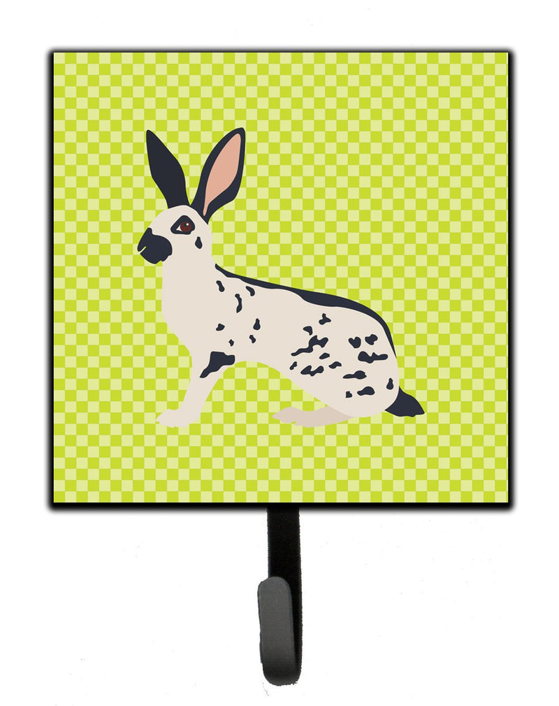 Buy this English Spot Rabbit Green Leash or Key Holder