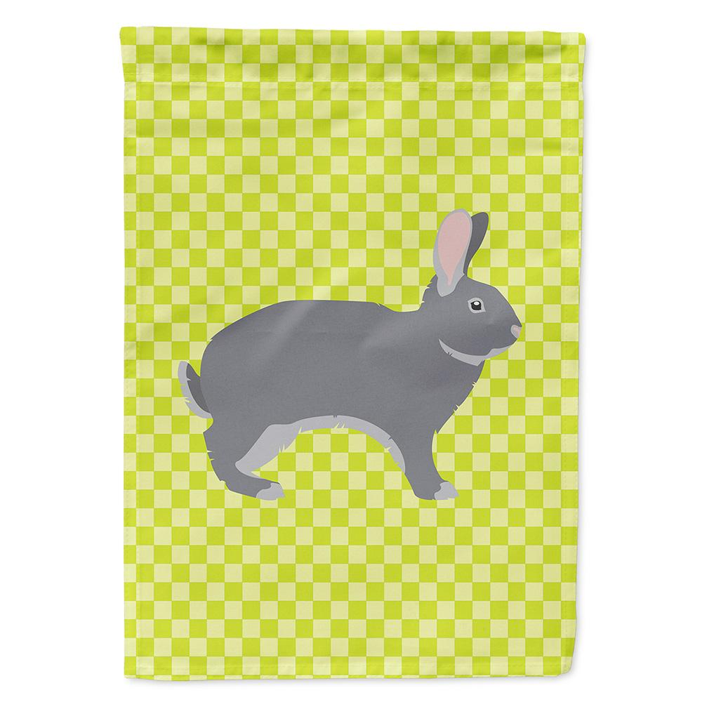 Buy this Giant Chinchilla Rabbit Green Flag Garden Size