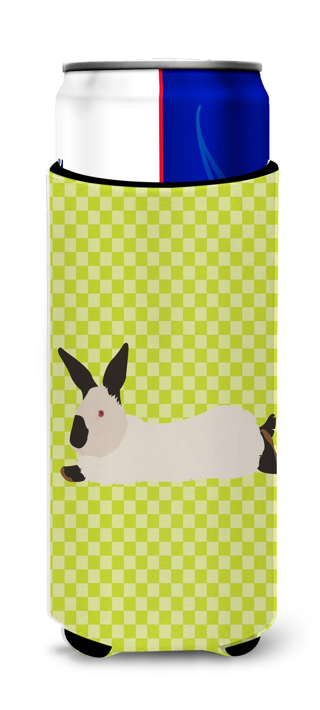 Buy this California White Rabbit Green Michelob Ultra Hugger for slim cans