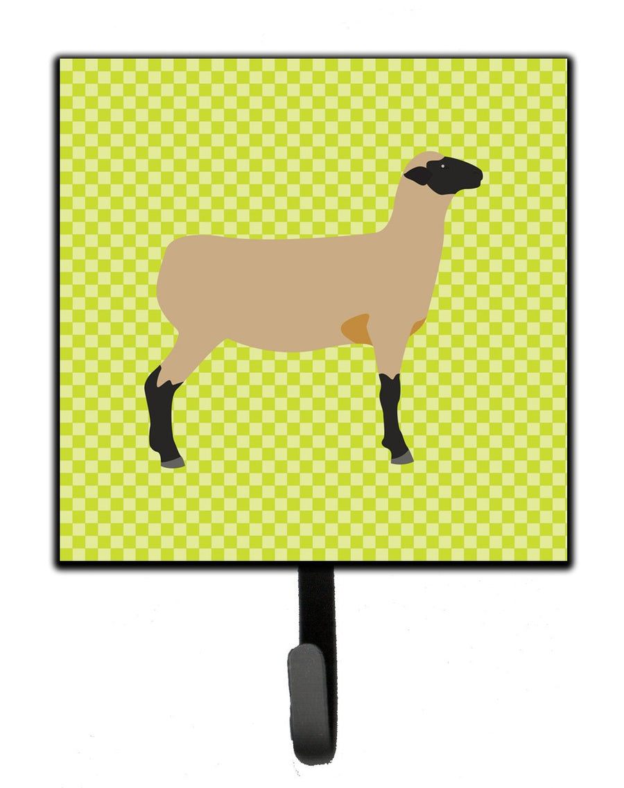 Buy this Hampshire Down Sheep Green Leash or Key Holder