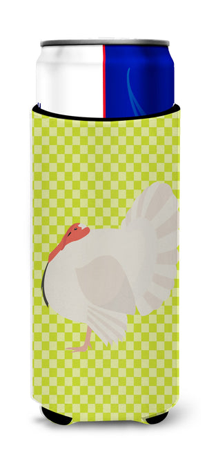 Buy this White Holland Turkey Green Michelob Ultra Hugger for slim cans