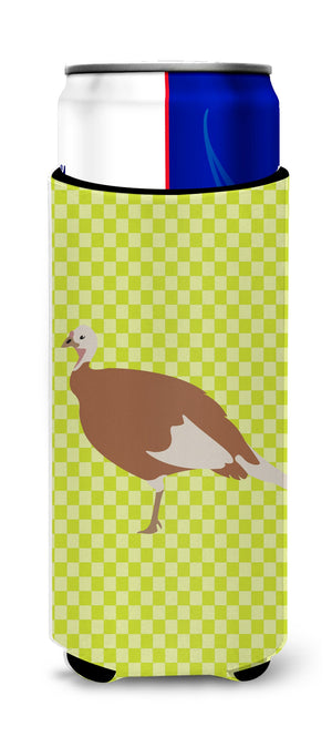 Buy this Jersey Buff Turkey Hen Green Michelob Ultra Hugger for slim cans