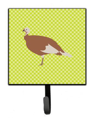 Buy this Jersey Buff Turkey Hen Green Leash or Key Holder