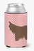 Buy this Poitou Poiteuin Donkey Pink Check Can or Bottle Hugger BB7852CC