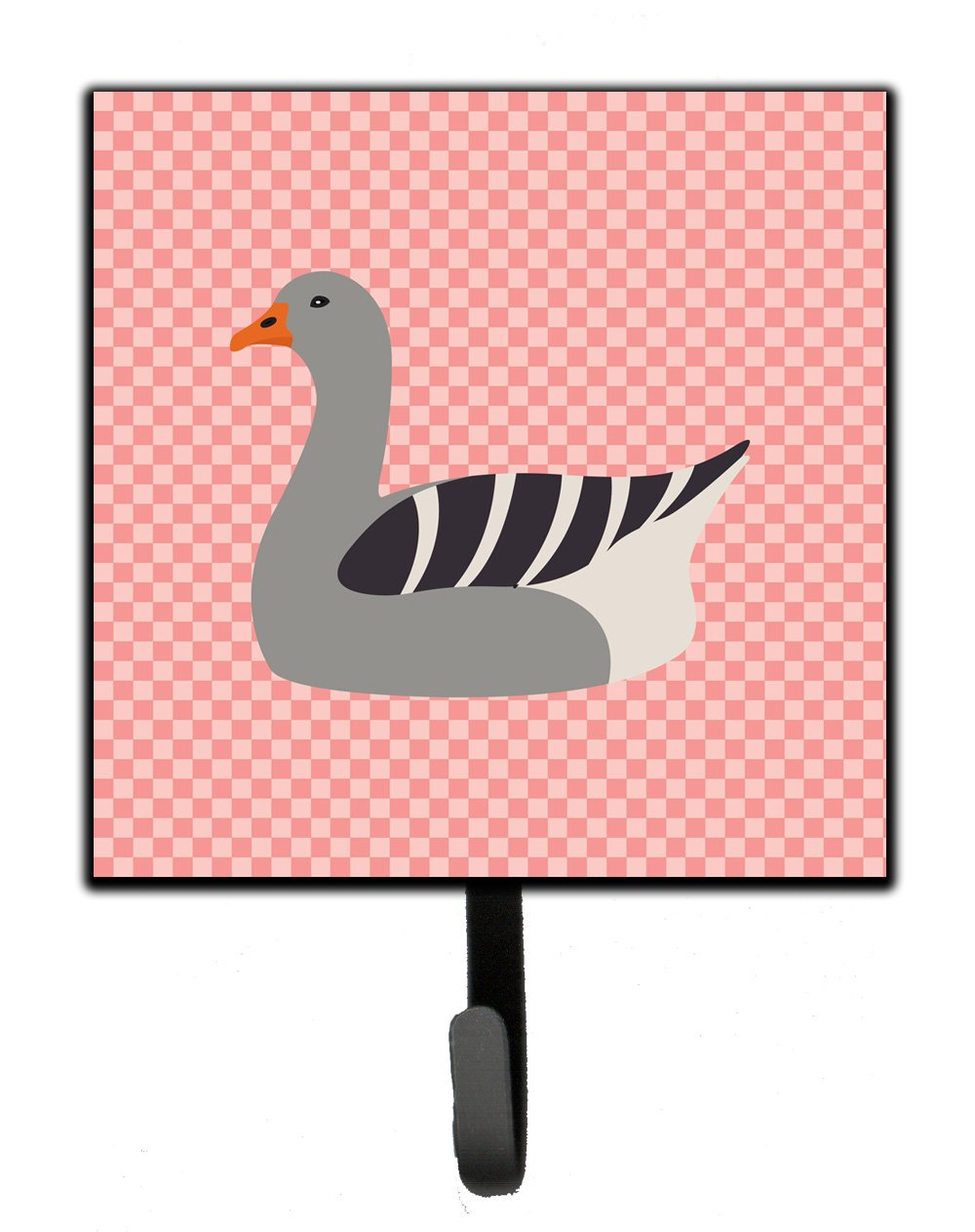 Buy this Pilgrim Goose Pink Check Leash or Key Holder