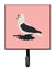 Buy this Saxon Fairy Swallow Pigeon Pink Check Leash or Key Holder