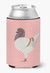 German Modena Pigeon Pink Check Can or Bottle Hugger BB7949CC by Caroline's Treasures