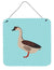 Buy this Chinese Goose Blue Check Wall or Door Hanging Prints