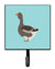 Toulouse Goose Blue Check Leash or Key Holder BB8071SH4 by Caroline's Treasures