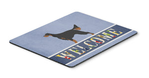Buy this Gordon Setter Welcome Mouse Pad, Hot Pad or Trivet BB8274MP