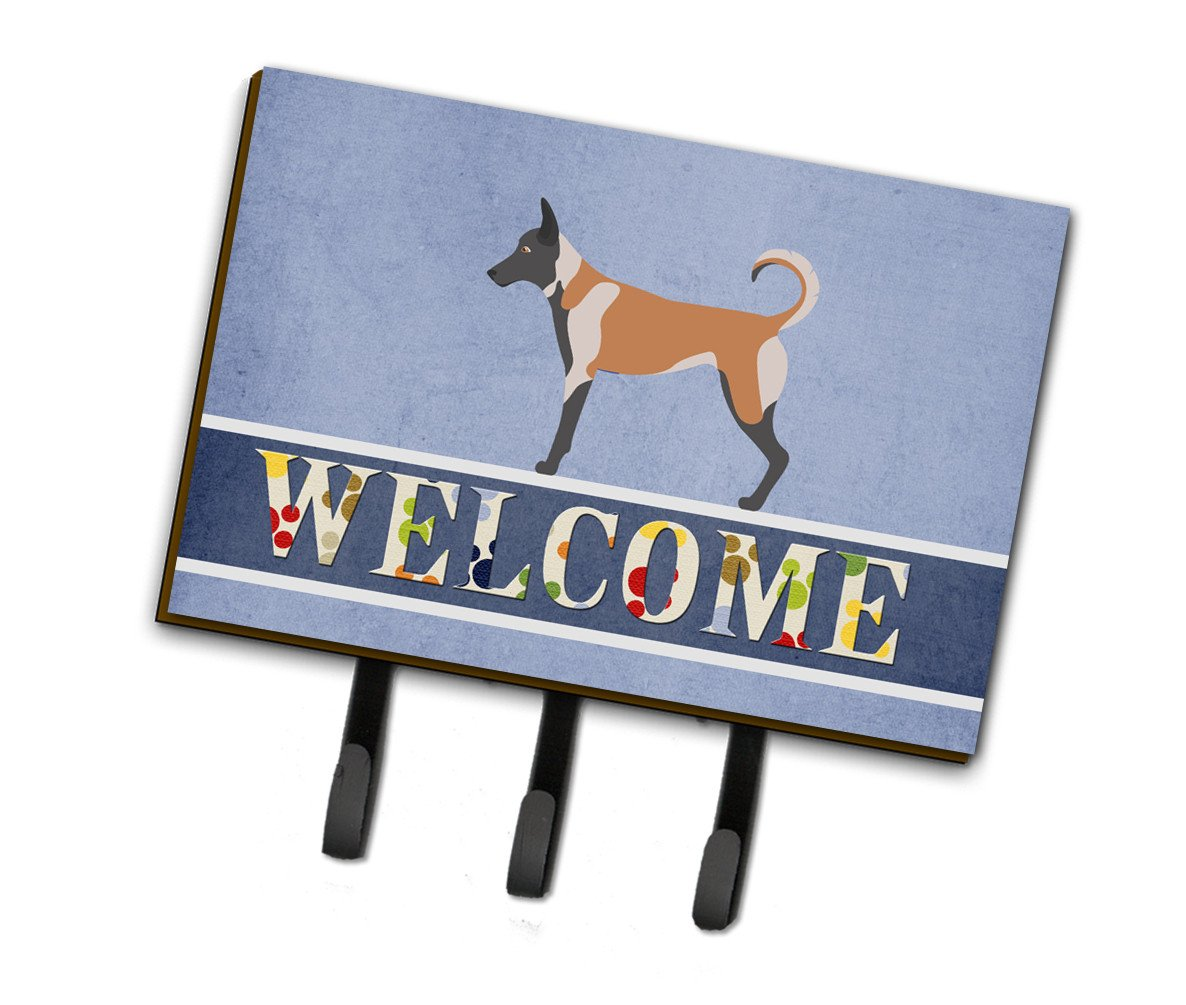 Malinois Welcome Leash or Key Holder BB8299TH68 by Caroline's Treasures