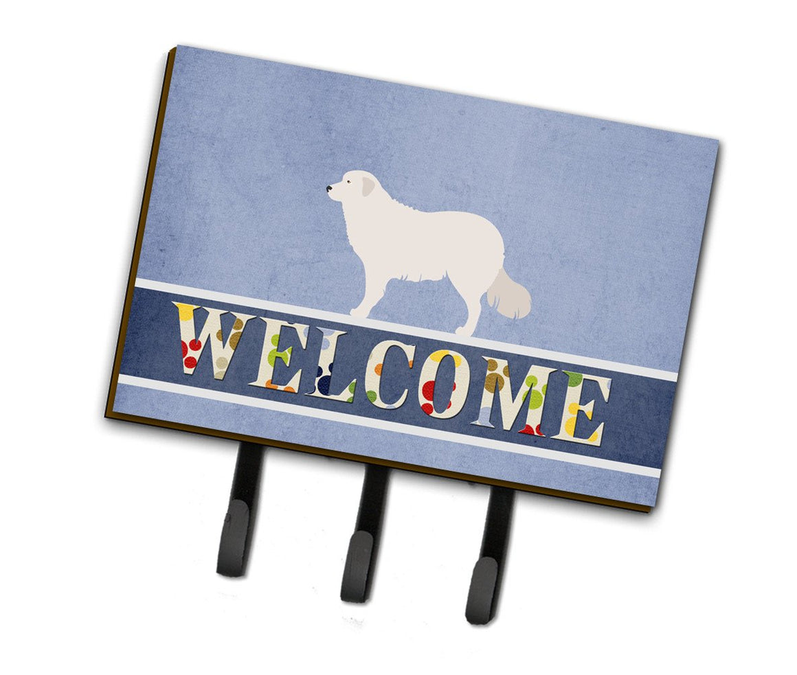 Buy this Kuvasz Welcome Leash or Key Holder BB8305TH68