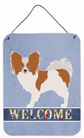 Buy this Papillon Welcome Wall or Door Hanging Prints BB8310DS1216