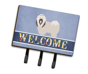 Buy this Lhasa Apso Welcome Leash or Key Holder BB8319TH68