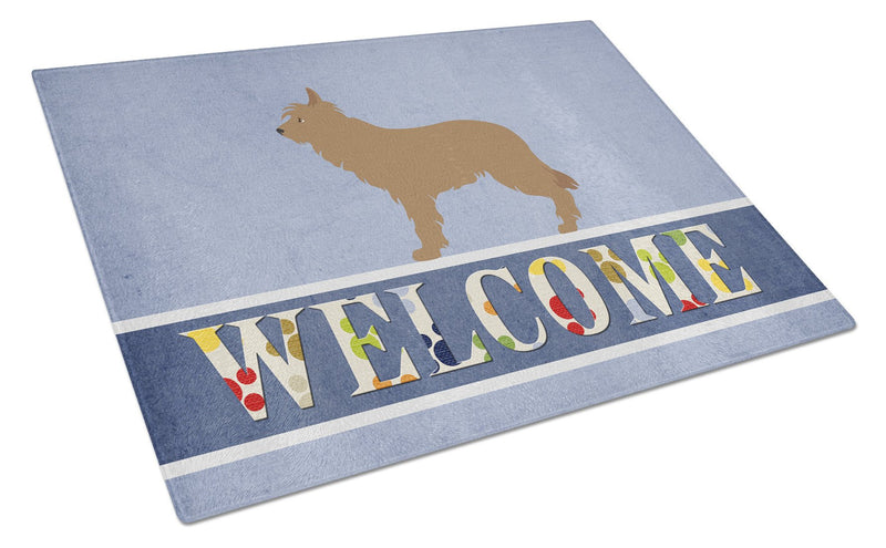 Buy this Berger Picard Welcome Glass Cutting Board Large BB8321LCB