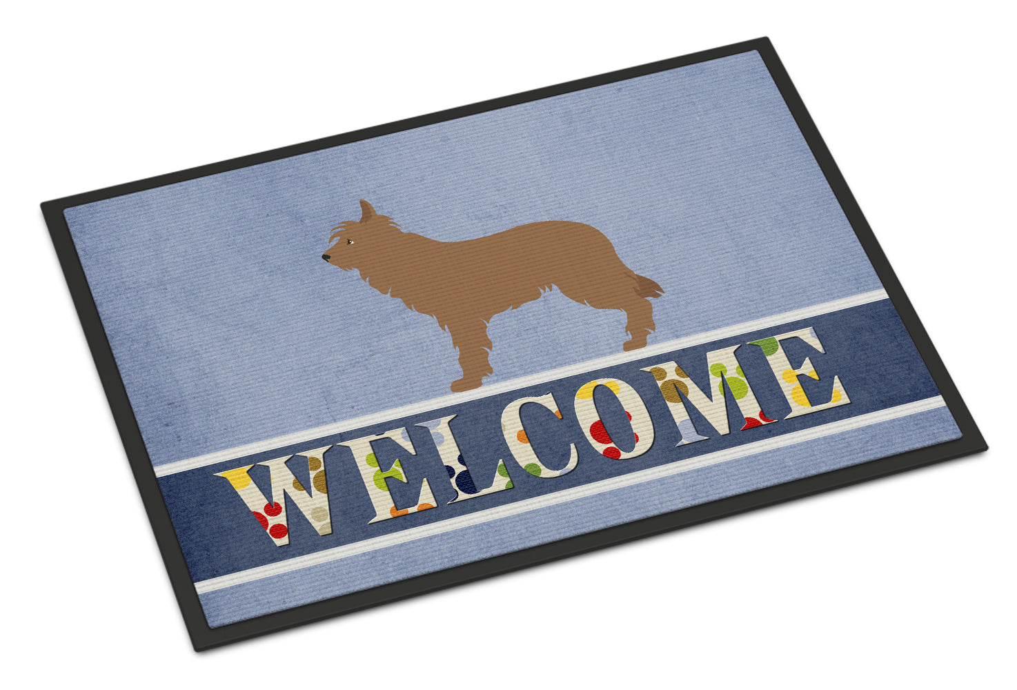Buy this Berger Picard Welcome Indoor or Outdoor Mat 18x27 BB8321MAT