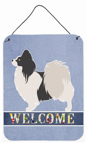 Buy this Papillon Welcome Wall or Door Hanging Prints BB8322DS1216