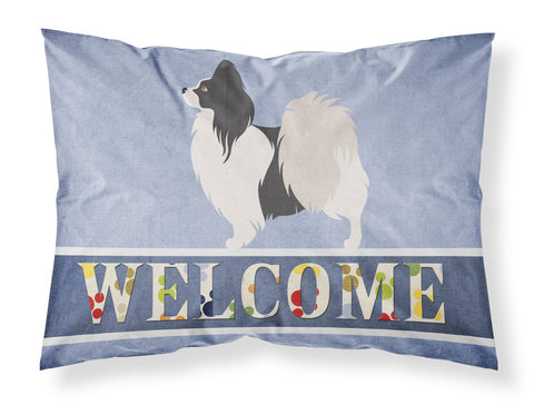 Buy this Papillon Welcome Fabric Standard Pillowcase BB8322PILLOWCASE