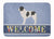 Landseer Welcome Machine Washable Memory Foam Mat BB8331RUG by Caroline's Treasures