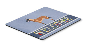 Buy this Malinois Belgian Shepherd  Mouse Pad, Hot Pad or Trivet BB8332MP